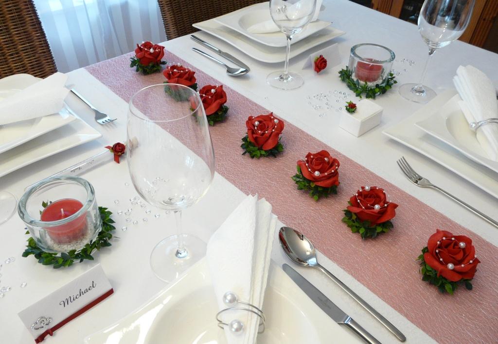 Hochzeit Tisch Deko