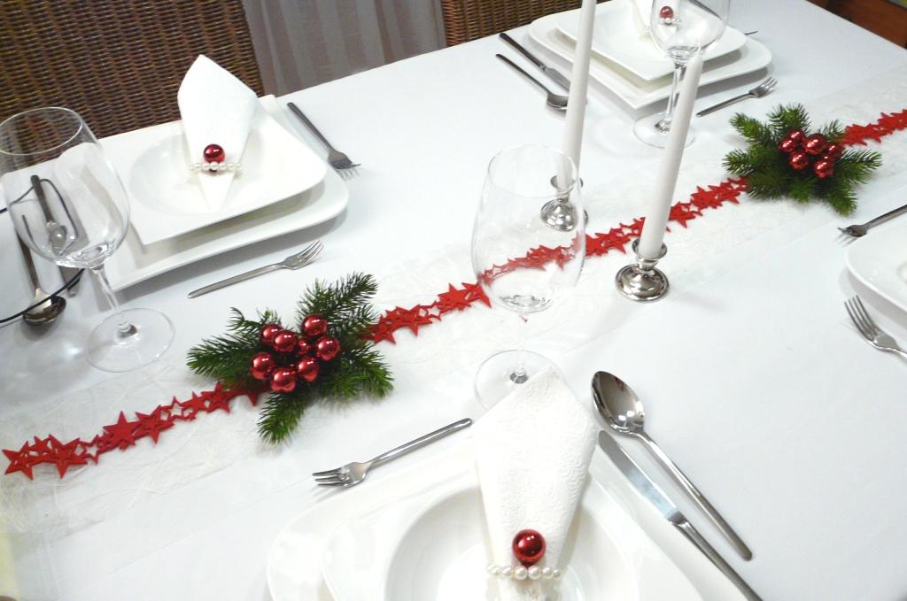 mustertisch weihnachten und winter tischdeko online. Black Bedroom Furniture Sets. Home Design Ideas