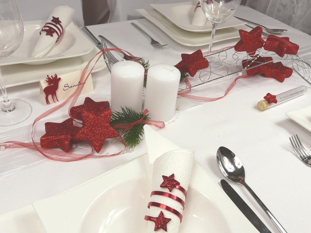 Mustertische Zu Weihnachten Winter 2 Bei Tischdeko Online