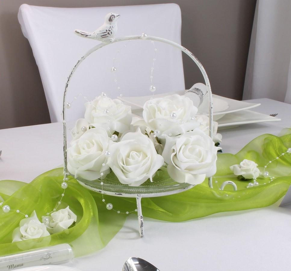 tischdeko zum 60 geburtstag bild tischdeko zum 60. Black Bedroom Furniture Sets. Home Design Ideas