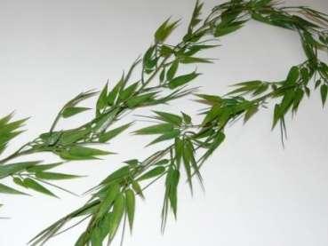 Girlande bambus asiatische tischdeko - Tischdeko bambus ...