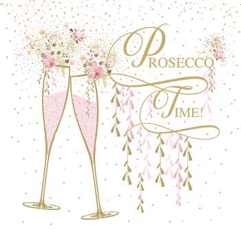 "Servietten ""Prosecco Time"""