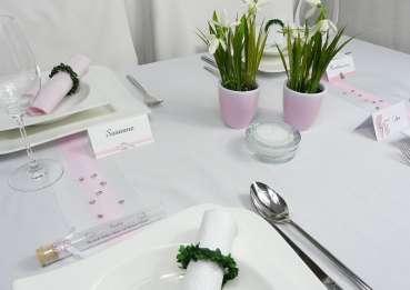 Kerzen, Kerzendeko - Stumpenkerze. Tischdeko-online.de
