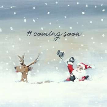 "Winterservietten ""coming soon"""