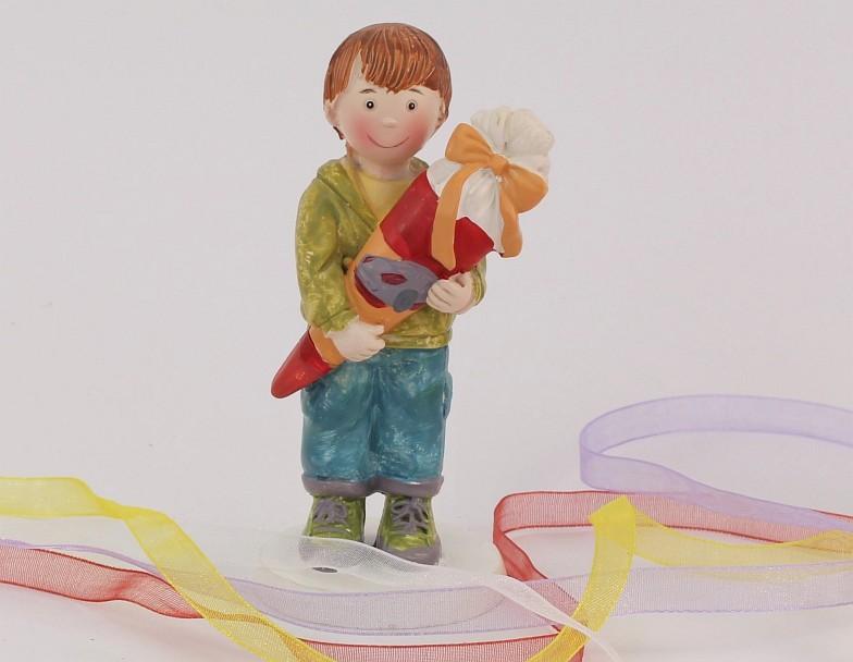 Tischdeko Fur Kinder Figur Zum Schulanfang