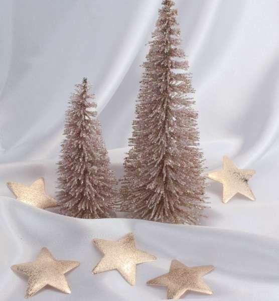 Weihnachten Tischläufer Rosa Kegel-Stern