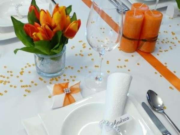 Blumen Tulpen Blumenstrauss Orange Tischdeko Online De