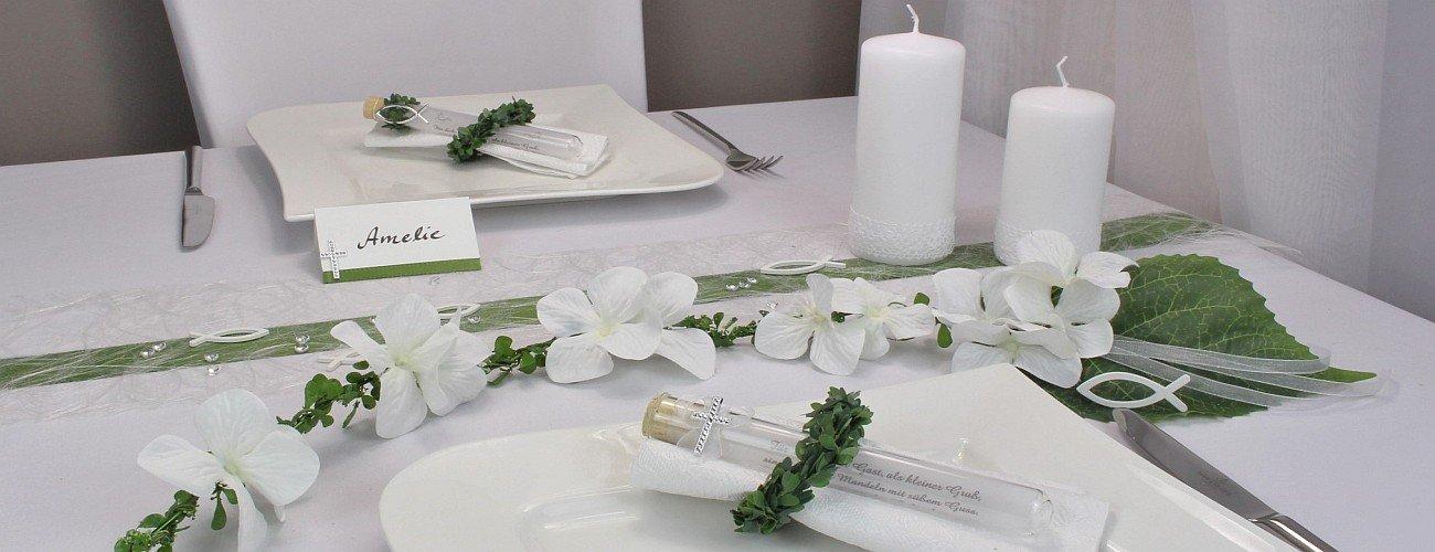Tischdeko mit blumen blumen tischdeko bunt charmante mit for Billige dekoartikel