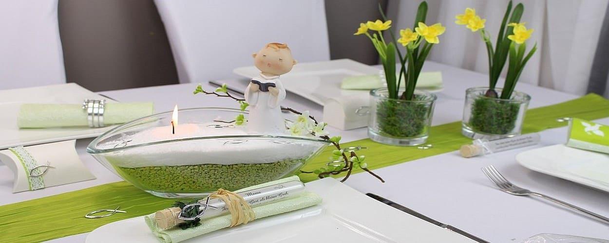 Tischdeko Online Tischdekoration Zur Hochzeit Geburtstag Taufe
